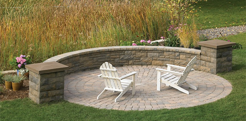 Garden seating area ideas native home garden design for Garden area ideas