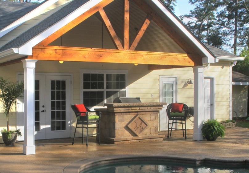 Backyard Cabana Plans : Cabana Plans Free do it yourself garages  adieolandahi