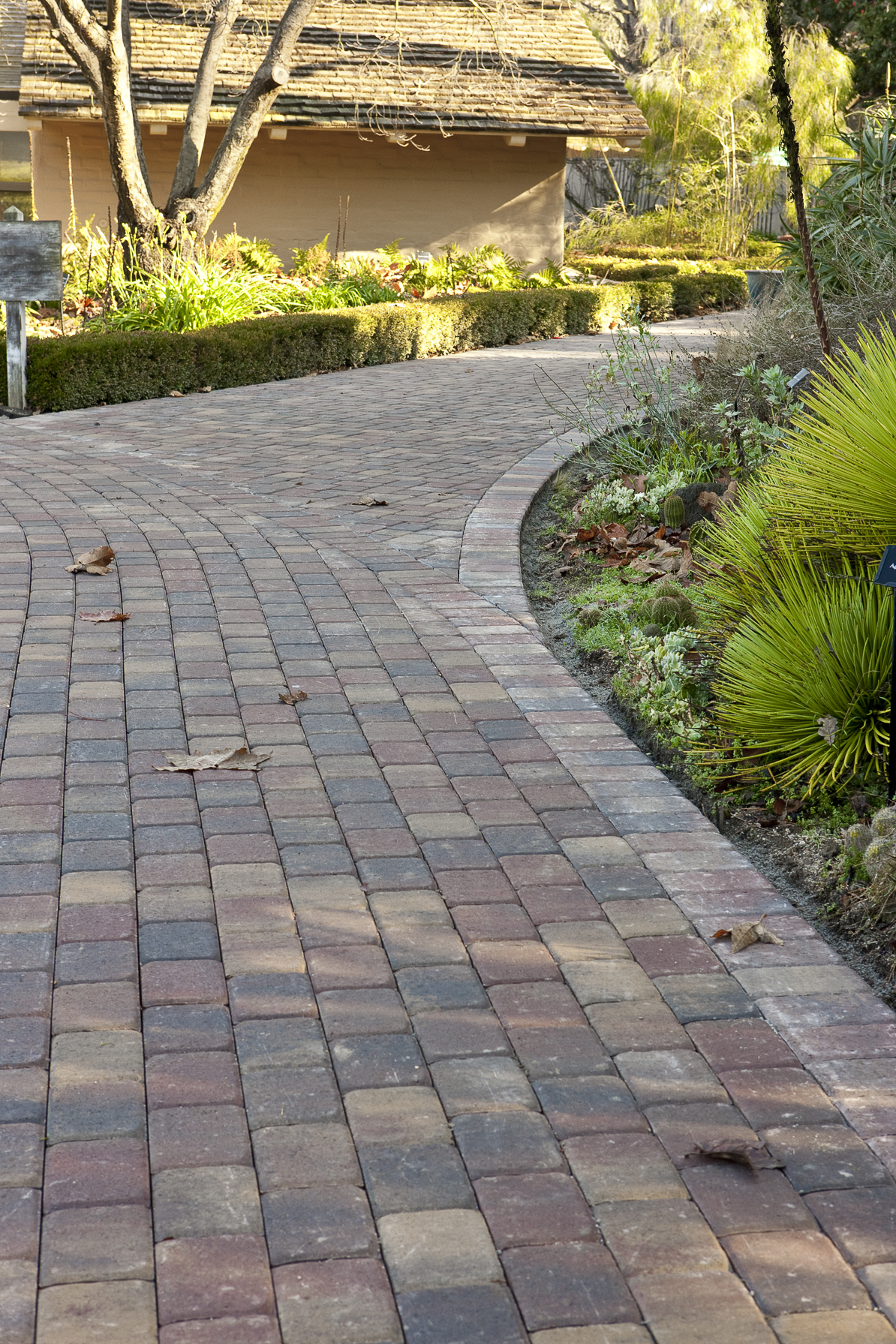 permeable pavers | Outdoor Living by Belgard on Backyard Brick Pavers id=47569
