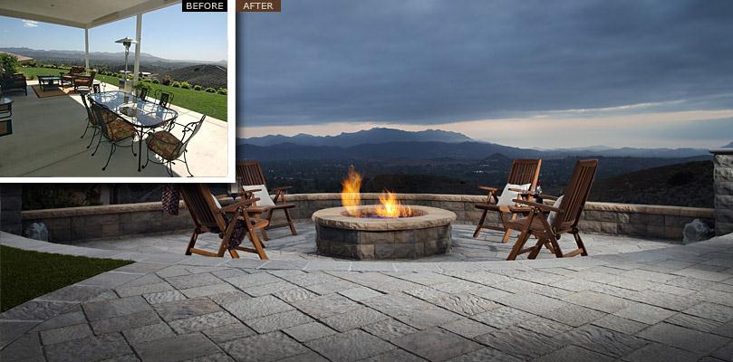 Outdoor Entertaining Tip of the Month: Integrate Fire into ...